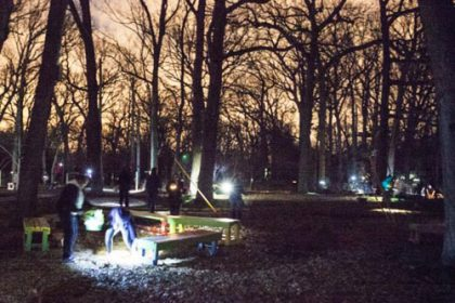 Flashlight Egg Hunt 2019