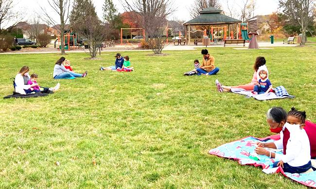 Prfeschool in the Park